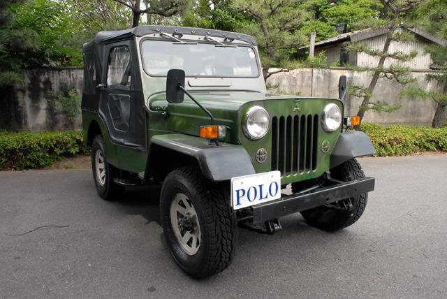 平成1年 Jeep J53 DeselTurbo: 輸入/欧州車専門店 (株)ポロ